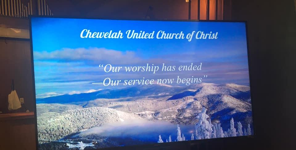UCC big screen